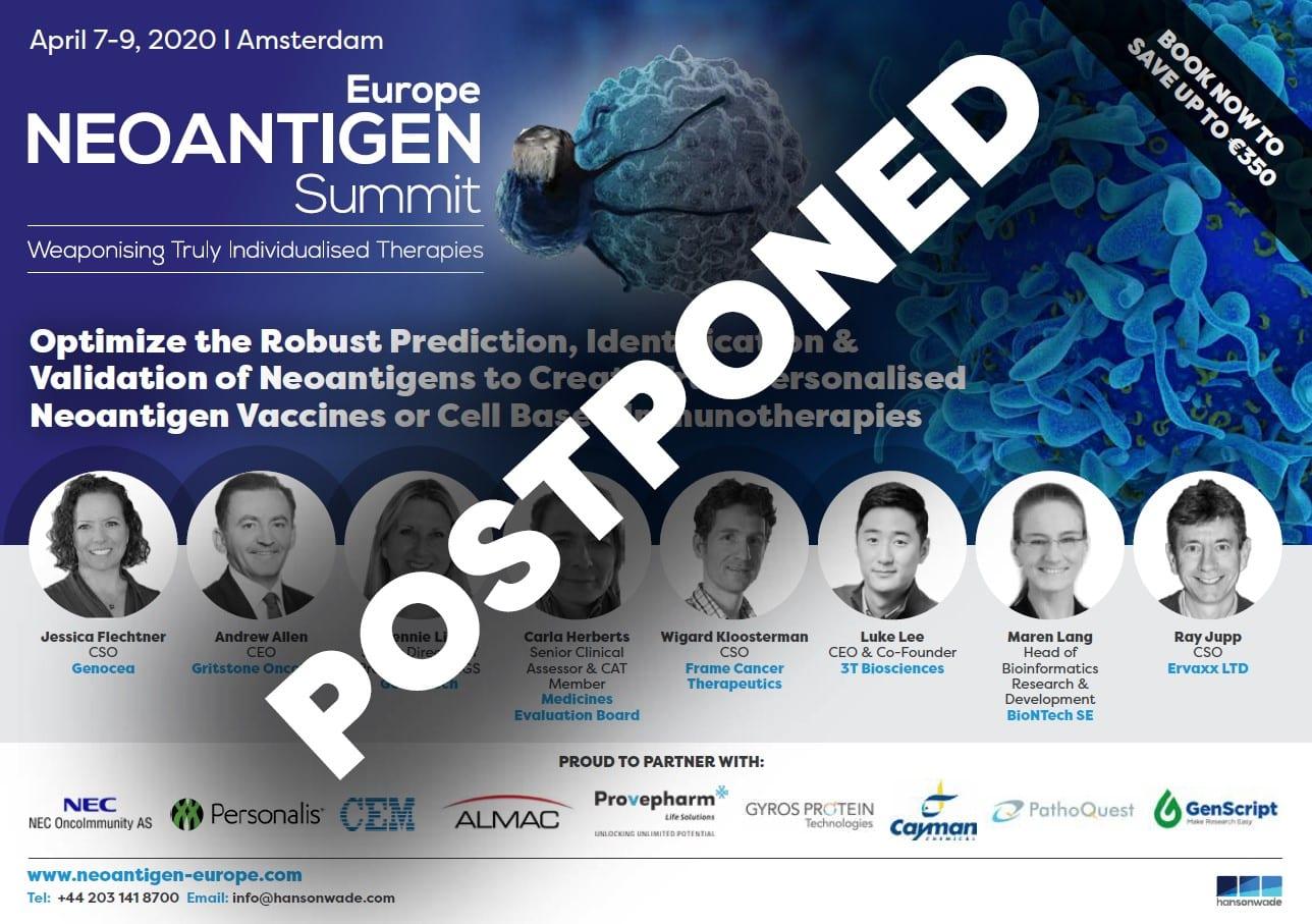 Postponed Brochure